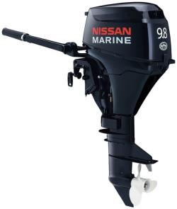 Лодочный мотор Nissan Marine NS 9.8