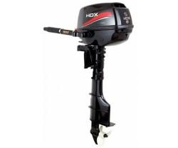 Мотор лодочный HDX 5 BMS