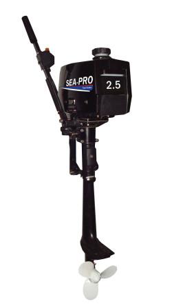 Лодочный мотор Sea Pro 2.5
