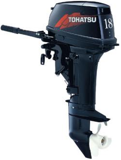 Лодочный мотор Тохатсу 18