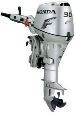лодочные моторы honda 30 отзывы
