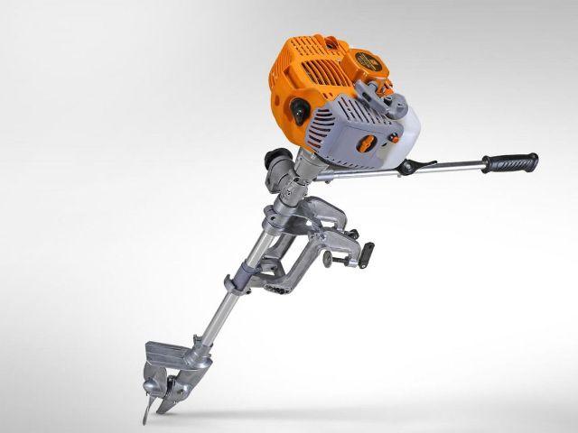 насадка для лодочного мотора carver