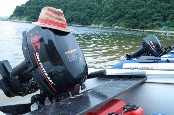 дистанция на лодочный мотор hdx