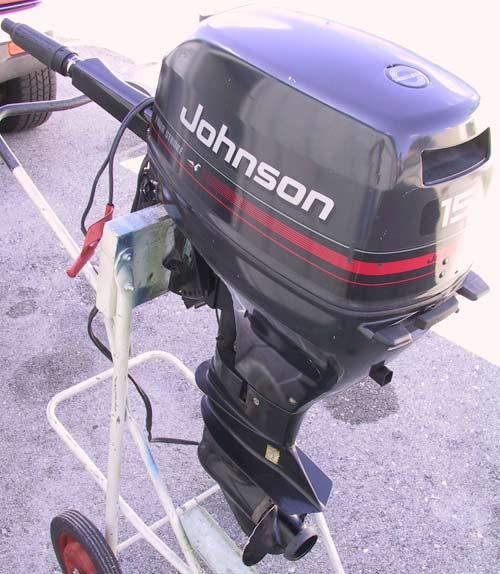 лодочные моторы джонсон страна производитель