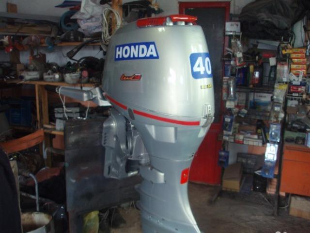 лодочные моторы хонда из европы