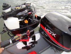Лодочный мотор HDX 5 BMS л.с отзывы, цена, видео