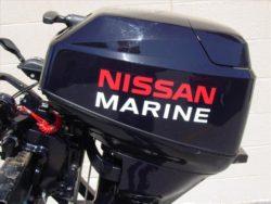 мотор nissan marine 18