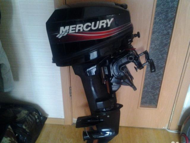 как проверить лодочный мотор меркурий