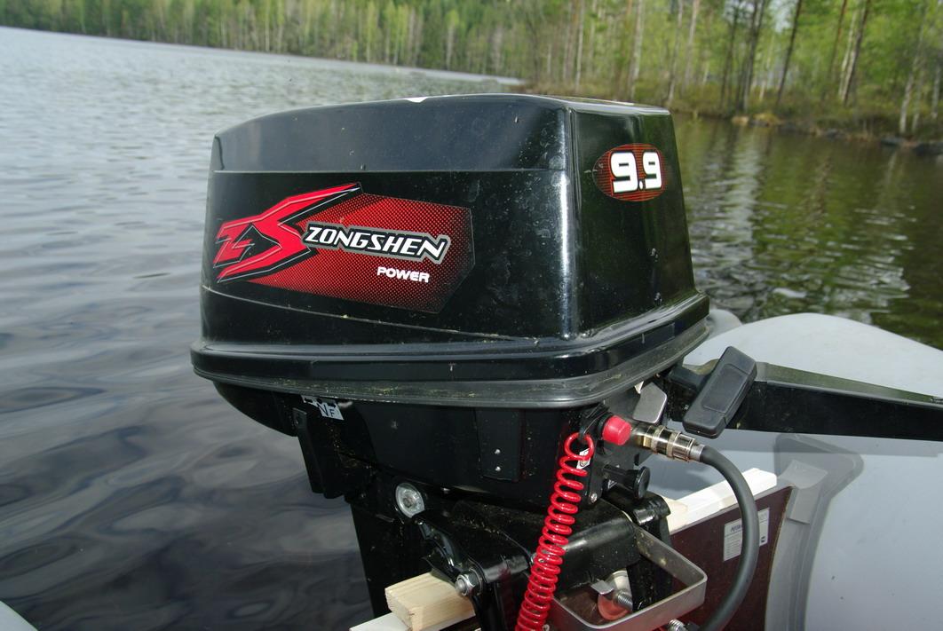 мотор на лодку без правил